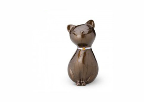 Princess Cat - Bronze Image